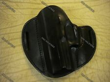 H&K P2000 Custom Leather Gun Holster Left Hand Made In USA By American Pride Co.