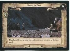 Lord Of The Rings CCG Card RotK 7.U361 Haunted Pass