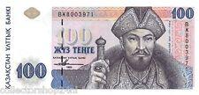 Kazakhstan 100 Tenge 1993 Unc pn 13a