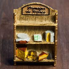 Resin Fridge Magnet: France. Shelf of French Cheeses (Premium Quality)