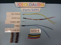 Harman Kardon 930 Replacement Lamp Kit Replaces Stereo,Meter,Dial & Power Lamps