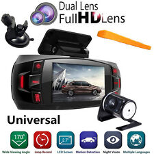 "Car Truck DVR Dashboard Camera Full HD 1080P 2.7""LCD Video Recorder Dash Cam Kit"