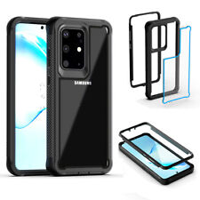 For Samsung Galaxy S20+ S20 ultra Case Protective Hybrid Heavy Duty Clear Cover