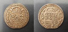 Espagne - Carlos III Pretendiente - 2 Reales 1710 Barcelona