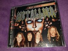METALLICA import cd BAY AREA TRASHERS germany cd 154.421 free US shipping