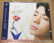 JANG WOO YOUNG WOOYOUNG R.O.S.E ROSE K-POP CD + POSTCARD + POSTER IN TUBE CASE