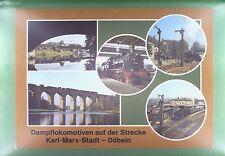 CPA Germany Dampflokomotiven Locomotive Train Zug Railway Bridge Brücke k395