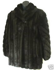 Monterey Fashion Wm Beautiful Faux Fur Coat 10 *Must C*