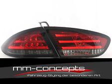 Seat Leon Led Rückleuchten Typ 1P Cupra R schwarz rot Lightbar FR