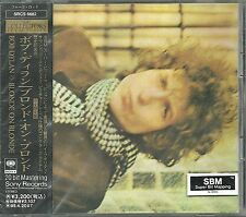 Dylan, Bob Blonde on Blonde or CD sbm master sound neuf emballage d'origine JAPON import avec obi