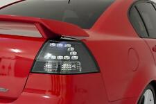 Holden SS Commodore VE Black LED Tail Lights New Style
