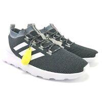 Adidas Men's Questar Rise Black White Raw Grey Running Shoes BB7184