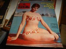 "Confidential Stars N.3 "" la Paris "" (Brigitte Bardot) - c. E.Italia Milano 1959"
