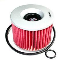 Honda CB 550SC Nighthawk Ölfilter Filter + O-Ringe Oil Filter Element + O-Rings
