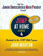 JUMP at Home Grade 6: Worksheets for the JUMP Math
