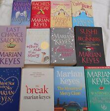 MARIAN KEYES-13 of her BESTSELLERSin 12 VOLUMES-SUSHI FOR BEGINNERS,WATERMELON++