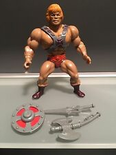 Leo Toys Mattel India MOTU He-Man Figure RARE US Seller