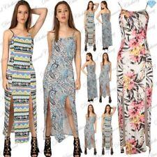Viscose Stretch Women's Maxi Dresses