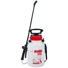 SOLO 456 Druckspritze 5L schultertragbar Sprühgerät Drucksprühgerät