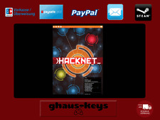 Hacknet Steam Key Pc Game Download Code Neu Blitzversand