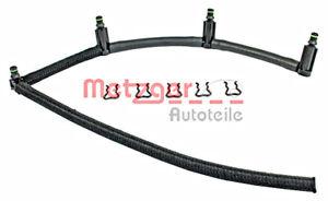 Metzger Fuel Overflow Hose For PEUGEOT CITROEN 1007 206 Cc Hatchback Sw 04-13
