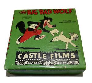 The Big Bad Wolf Vintage Home Movie 8mm Castle Films