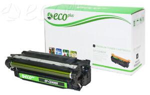 EcoPlus Premium Toner Compatible with HP 507 (CE400X, CE401A, CE402A, CE403A)