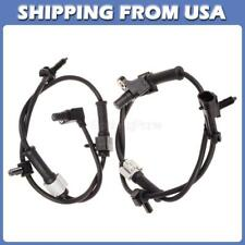 19181873 Front Left+Right For Cadillac Escalade EXT 02-06 ABS Wheel Speed Sensor