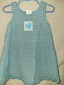 Mulberribush Boutique Toddler Girl Dress Size 3T Sleeveless
