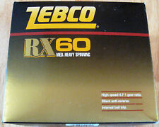 Brand New Zebco RX60 Spinning Reel N.I.B. Great for larger fish.