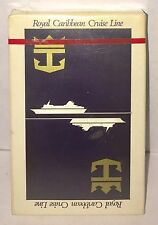 Royal Caribbean Playing Cards ~ Blue Deck ~ New Sealed!!!!