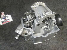 Honda CRF450R 2014 Used oem complete ported cylinder head ass. + valves CR3513