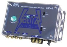 New Blitz Bzx8 High Performance Electronic Crossover Bass Driver Network