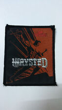 Waysted save your prayers music logo patch metal hardrock