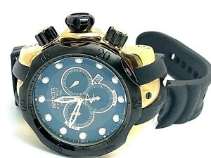 Invicta Men's Watch 0361 Reserve Venom Chronograph Swiss Quartz FOR REPAIR PARTS