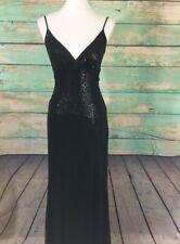 Masquerade Black Ball Gown A1603