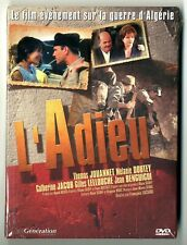 COFFRET 2 DVD ★ L'ADIEU - THOMAS JOUANNET , LELLOUCHE ★ NEUF SOUS BLISTER