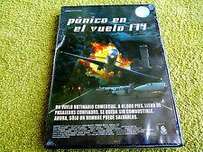 PANICO EN EL VUELO 174 - Precintada