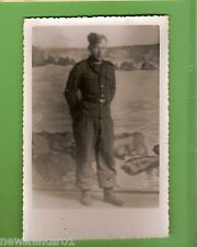 #K30. WWII PHOTOGRAPH OF GERMAN SOLDIER