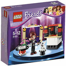 LEGO Friends 41001 Mia´s Zaubershow Zaubertricks Magic Show Tricks