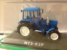 Hachette Tractor MTZ-82 R  Belarus USSR 1:43 New