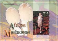 Lesotho 2007 Fungi/Mushrooms/Nature/Plants/Conservation 1v m/s (n18300)