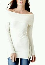 "Guess "" Julee"" Sweater in Ivory size M"