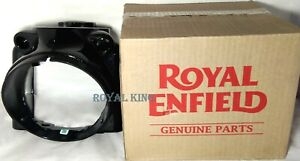 "Royal Enfield Bullet 350/500 ""Headlamp Casing"" Black"