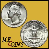 1964 D Washington Silver Quarter Dollar, Gem  , US Mint COin