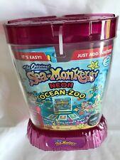 Amazing Live Sea Monkeys Ocean Zoo Marine Aquarium Neon Pink 23232
