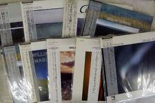WINDHAM HILL RECORDS SET 9 - JAPAN OBI VINYL 9LP