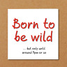 FUNNY BIRTHDAY Card humorous 40th 50th 60th old age getting old fun