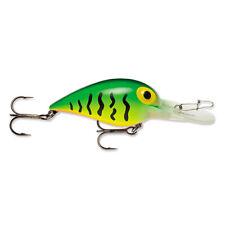 Storm Original Wiggle Wart 05 Fishing Lure w/Super Sharp Hook Hot Tiger V74