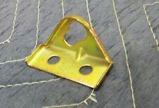79-83 DATSUN 280ZX HOOD BONNET PROP ROD STAY BRACKET RE-PLATED NICE OEM PARTS